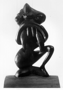 Modern Makonde Sculpture from the Collection of Izaak and Pera Wirszup