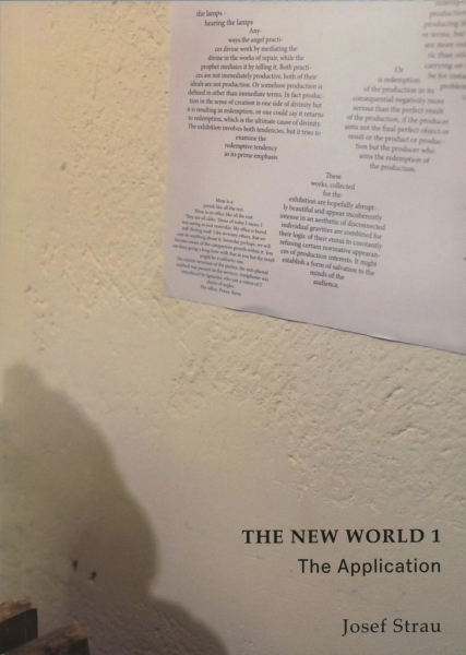 The New World    The Application