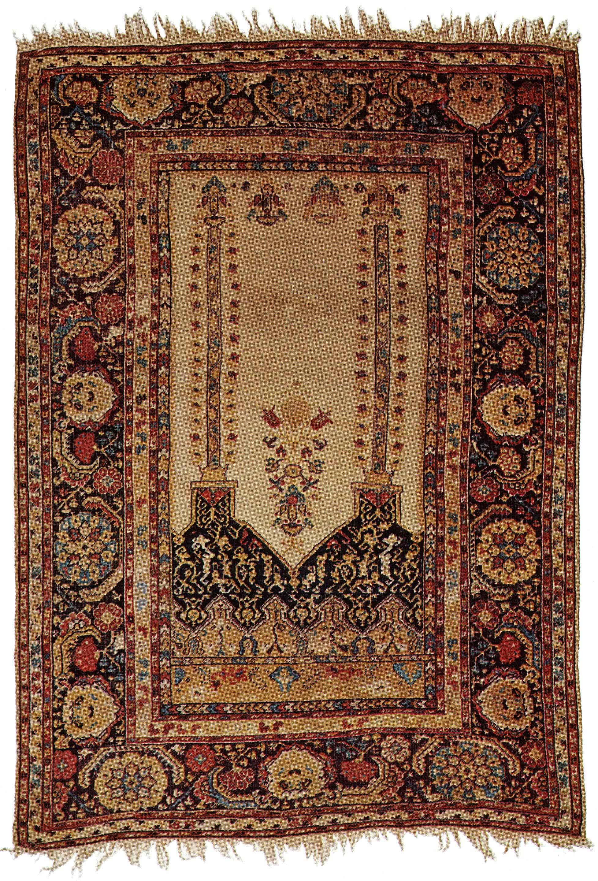 islamic prayer rugs exhibitions the renaissance society. Black Bedroom Furniture Sets. Home Design Ideas